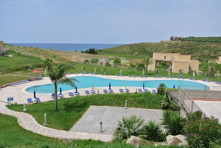 Menfi beach resort 1